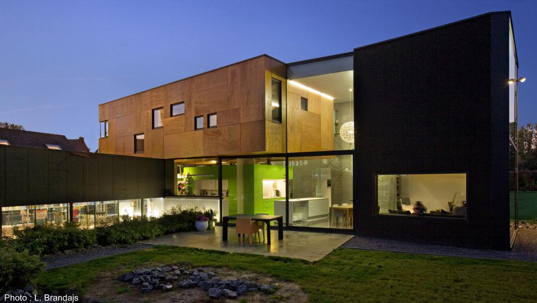 Vortex atelier darchitecte à mons. architecture & design & intérieur